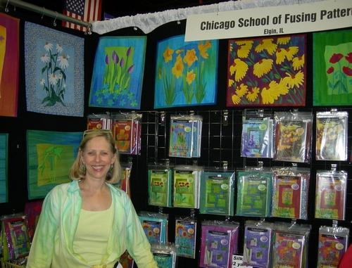 The Chicago International Quilt Festival Was A GREAT Show