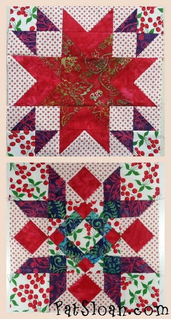 Pat Sloan 2013 Jan Feb Aurifil block2