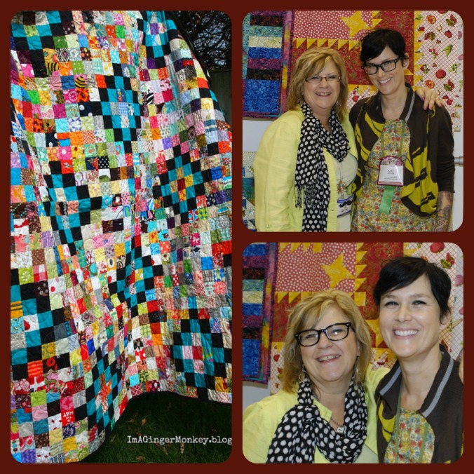 Katy Jones and Pat Sloan