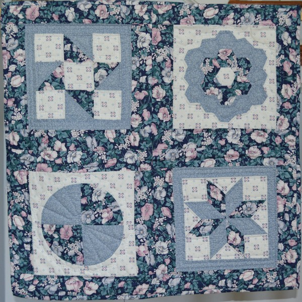 Photo 2 My first quilt