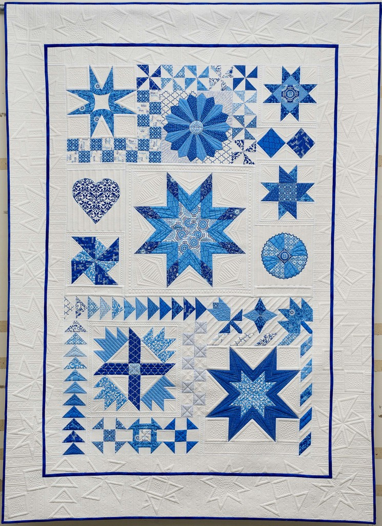 Photo 2A One of my most recent quilts