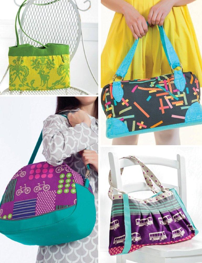 4 square bag