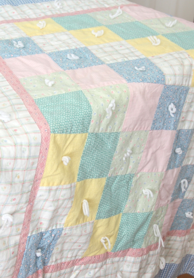 first-baby-quilt