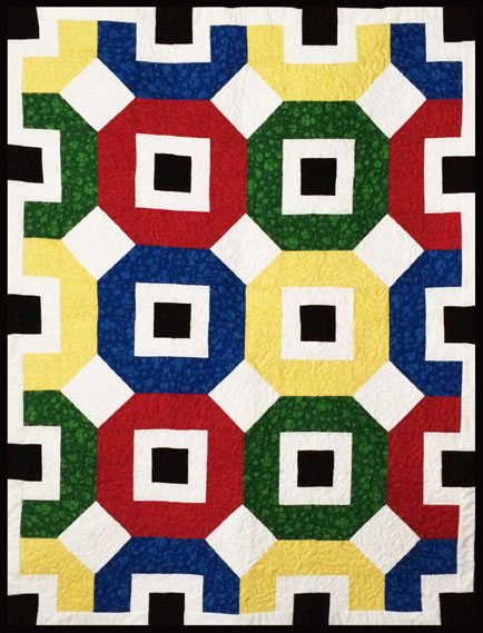 Chain-Links-quilt-Image