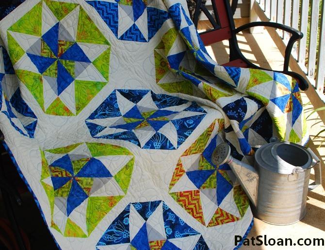 pat sloan star gazer full quilt 3