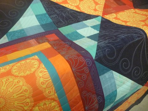 Swoon Quilt 10