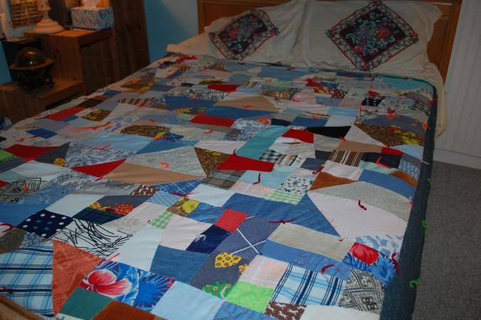 first quilt 84