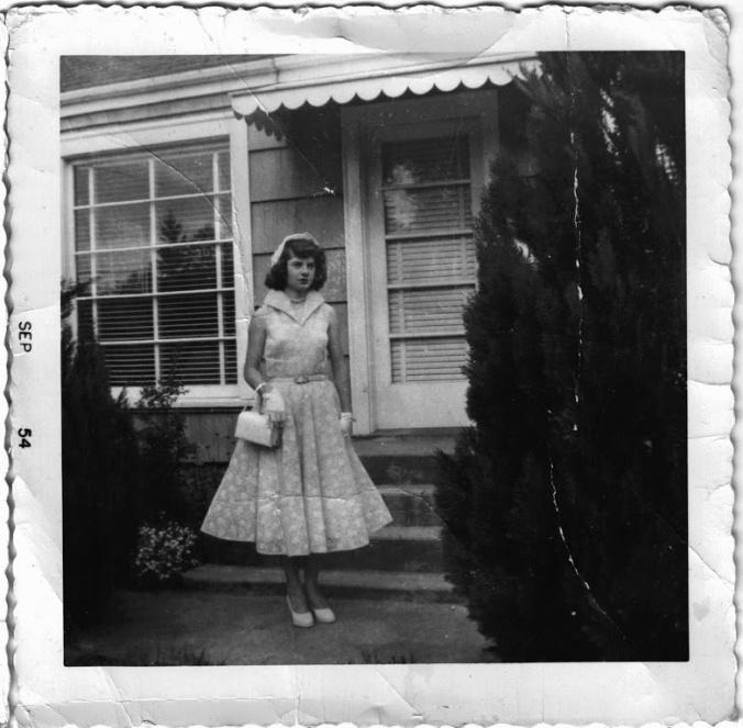 Mom 1954