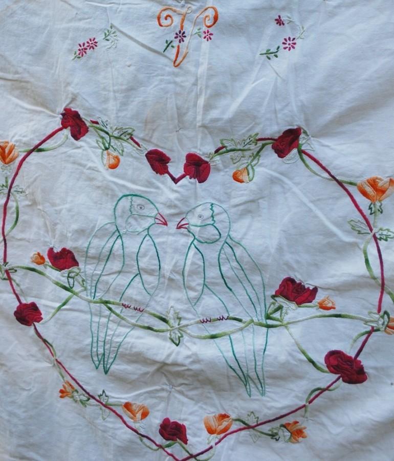 very first quilt seen5