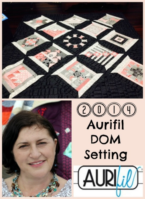 pat sloan aurifil 2014 setting button