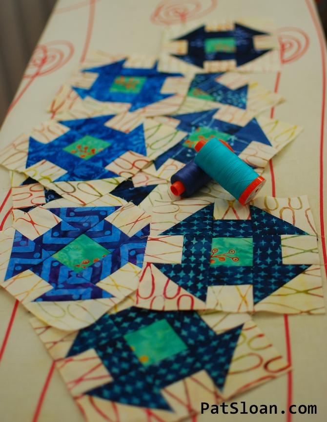 pat sloan feb mini blocks