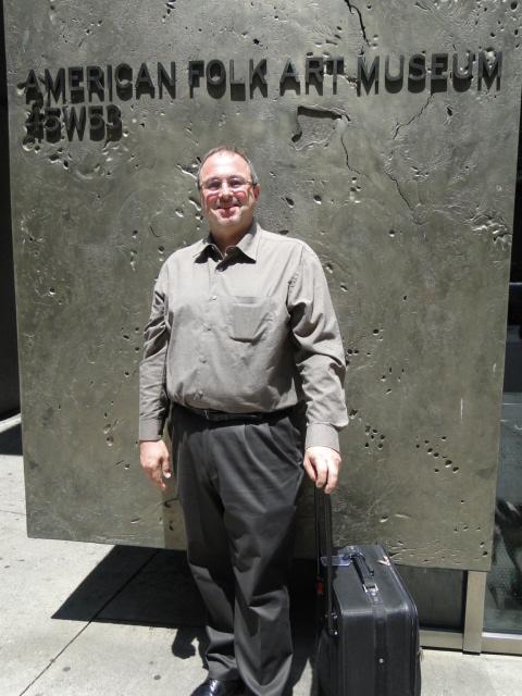 John in Front