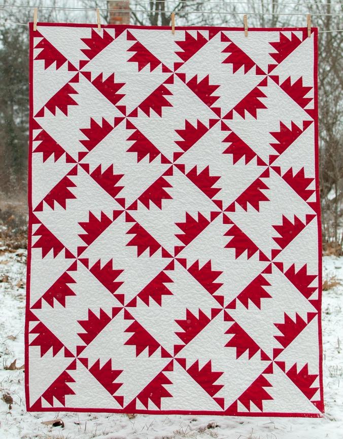 05 aurifil designer 3b red and white