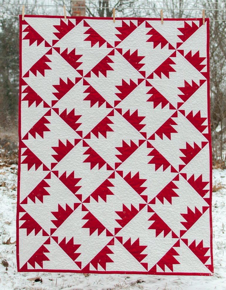 05 aurifil designer 3b red and white