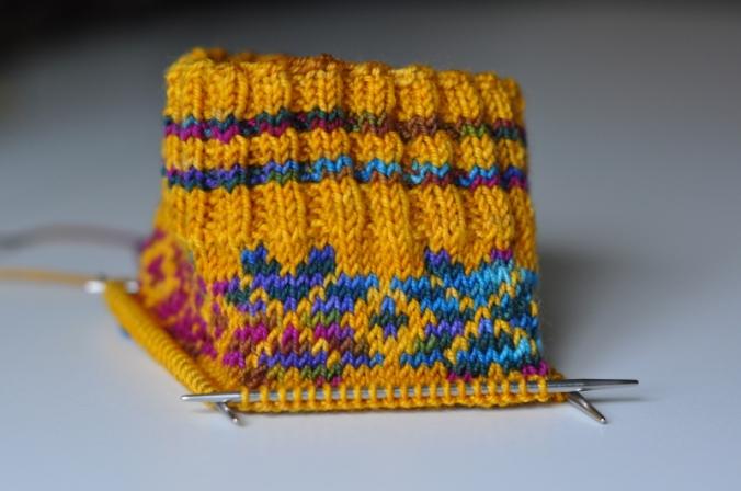 07 aurifil designer new sock project