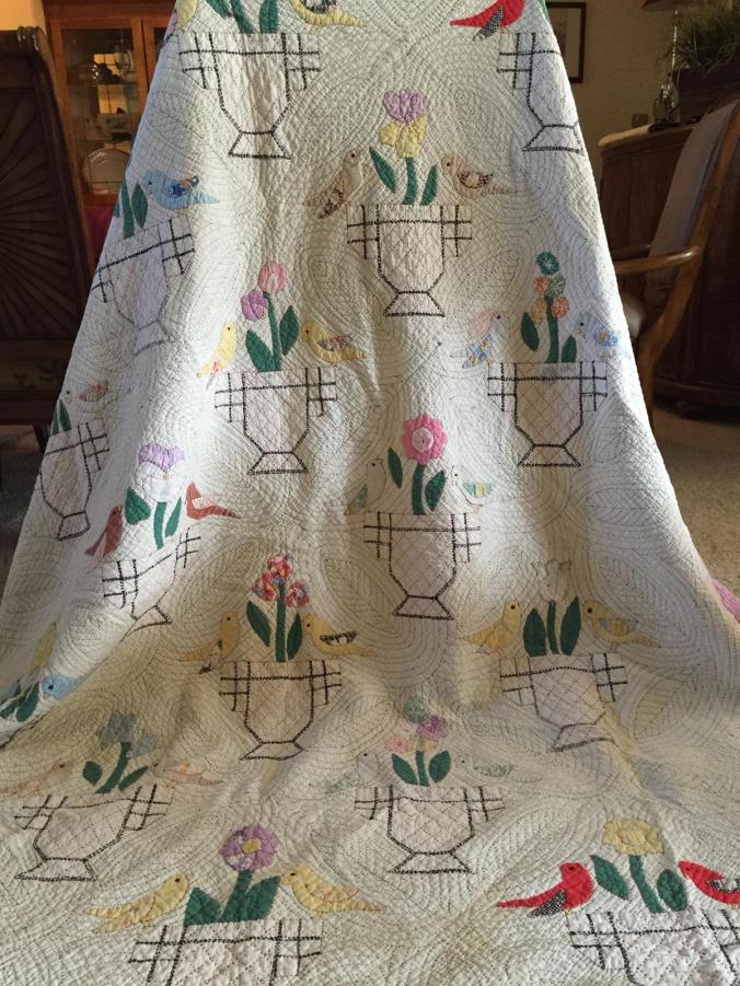 #2 Nanny's Quilt