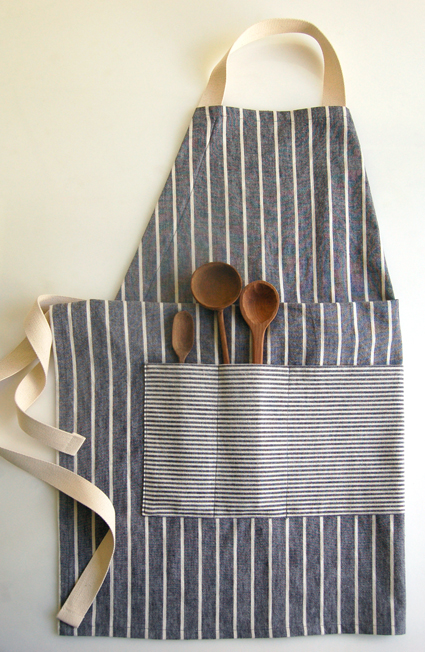 free unisex apron pattern