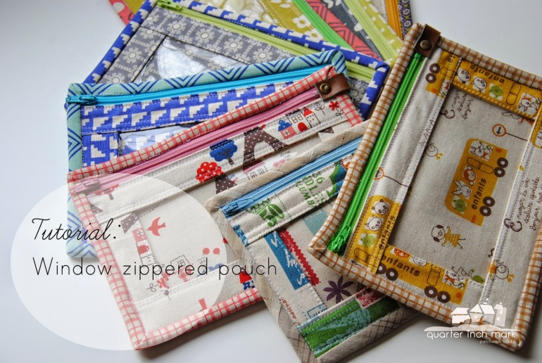 window pouch cover