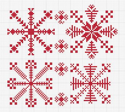 Estonian Snowflakes