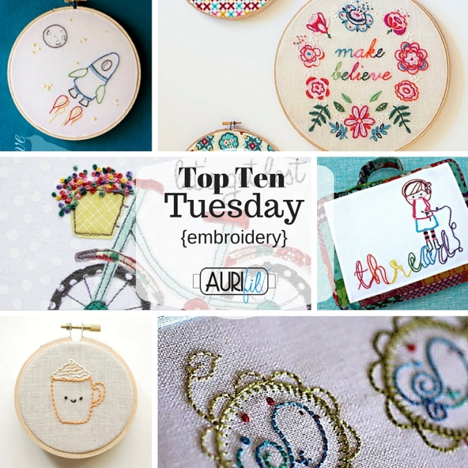 Top Ten Tuesday corrected