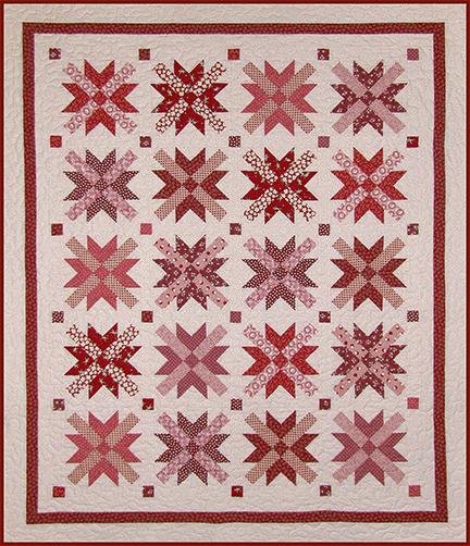 #3 Favorite Quilt Miss Lillian