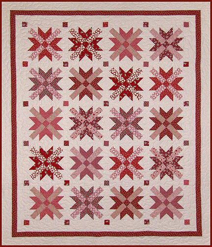 #3 Favorite Quilt Miss Lillian