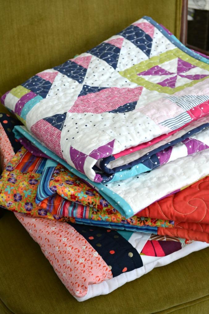 2 My Quilt Pile