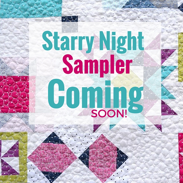 Starry Night Sampler