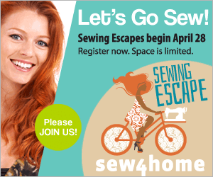 Sew4Home Sewing Escapes