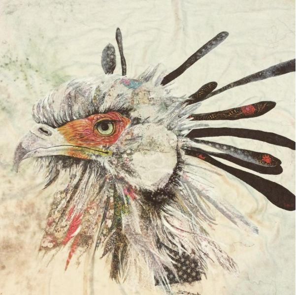 Sophie Standing, The Secretary Bird