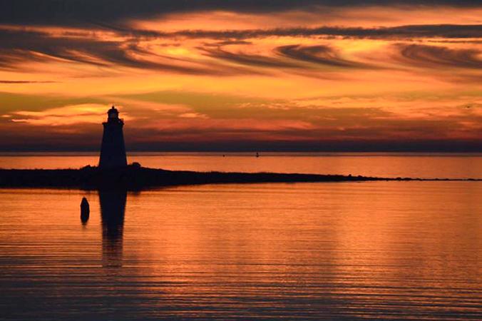 Fayerweather Lighthouse