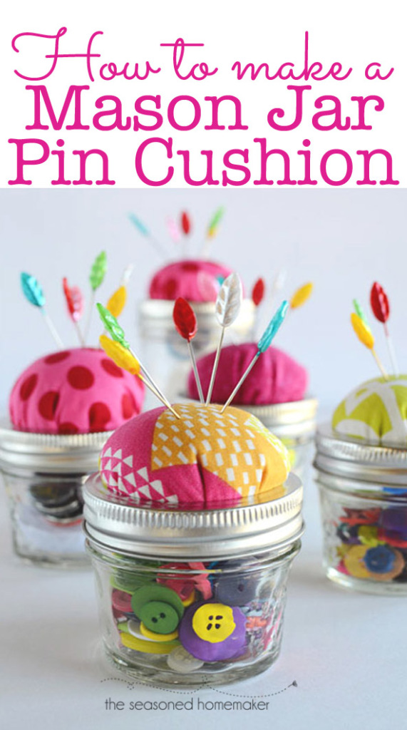 MasonJarPincushion-SeasonedHomemaker