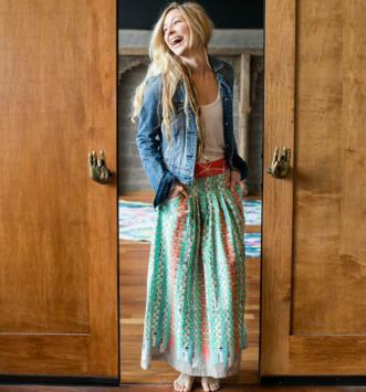 Maxi Skirt by Kerri Green