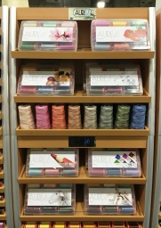 Aurifil's gorgeous house collections