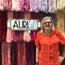 Kimberly Jolly of Fat Quarter Shop (photo by FQS)