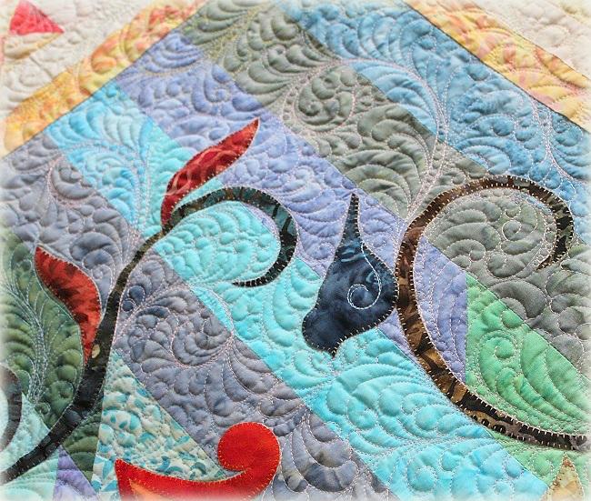 Thread Journey, Wendy Sheppard - 4