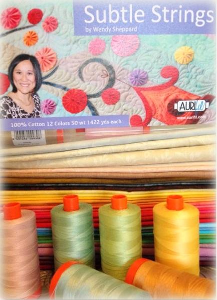 Thread Journey, Wendy Sheppard - 9