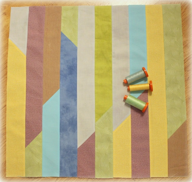 Thread Journey Quilt Along with Wendy Sheppard - 8