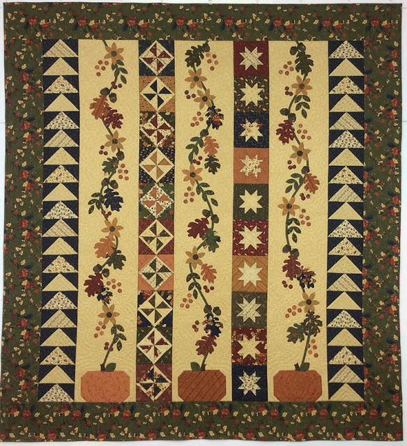 Oak Haven Lap Quilt