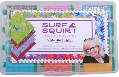 Claudia Pfeil - Surf Squirt - outside