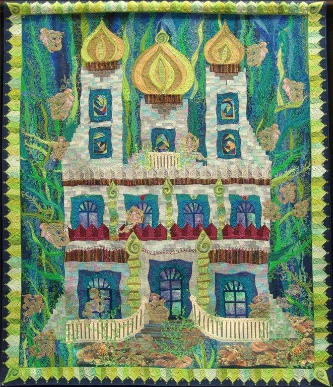 The Magical Mermaid's Castle by Claudia Pfeil