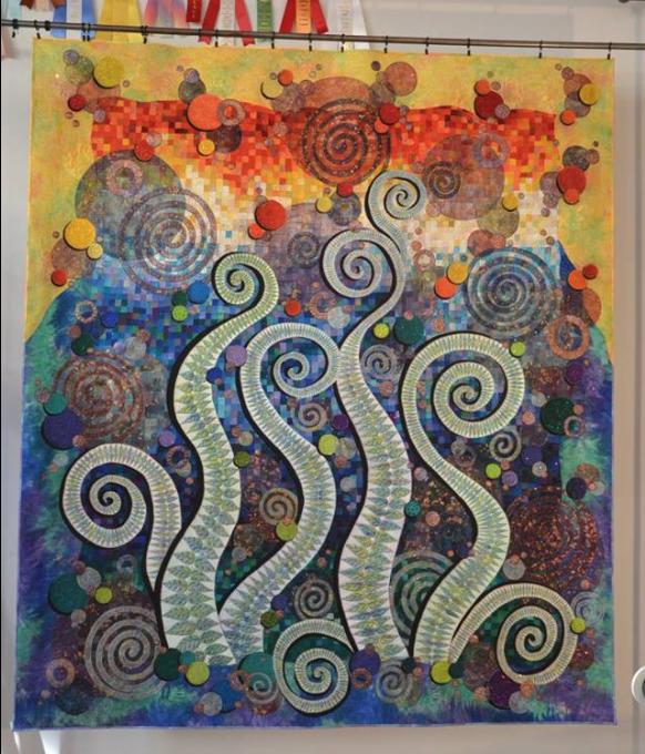 Fern Rising by Claudia Pfeil