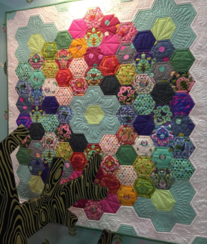 A free pattern for Tula's Slow & Steady collection