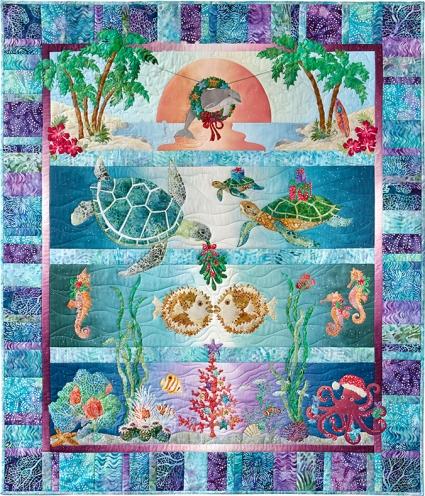 Tropical Noel by McKenna Ryan