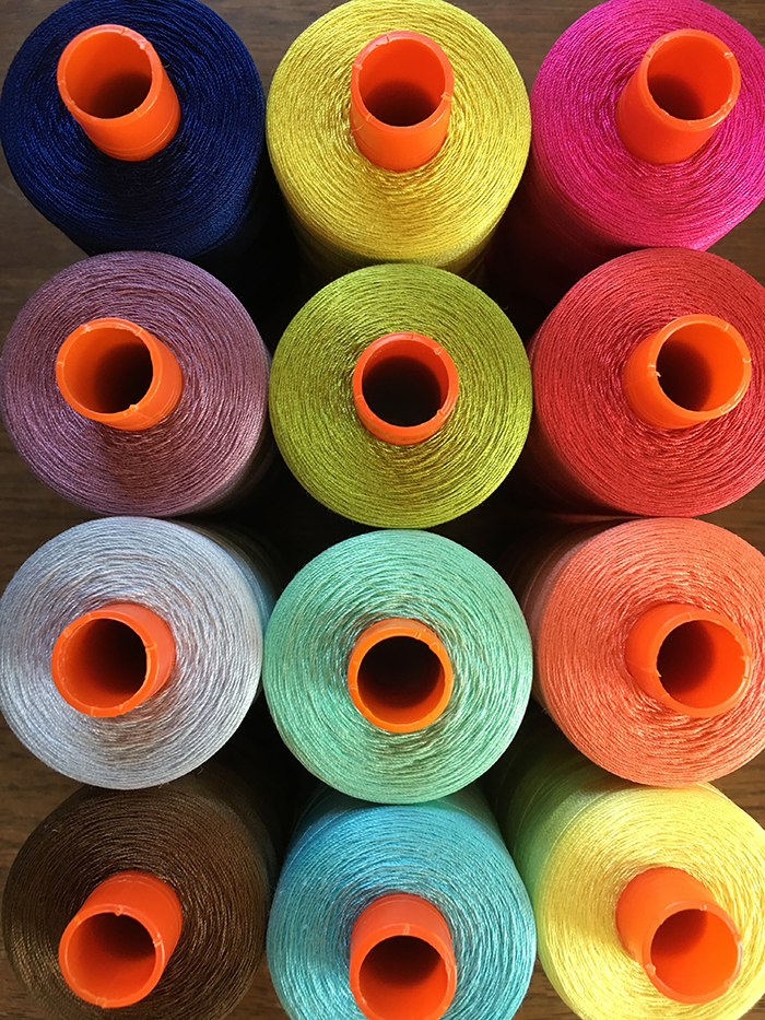 The Heather Jones Collection for Aurifil