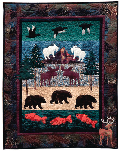 Moose Junction by McKenna Ryan