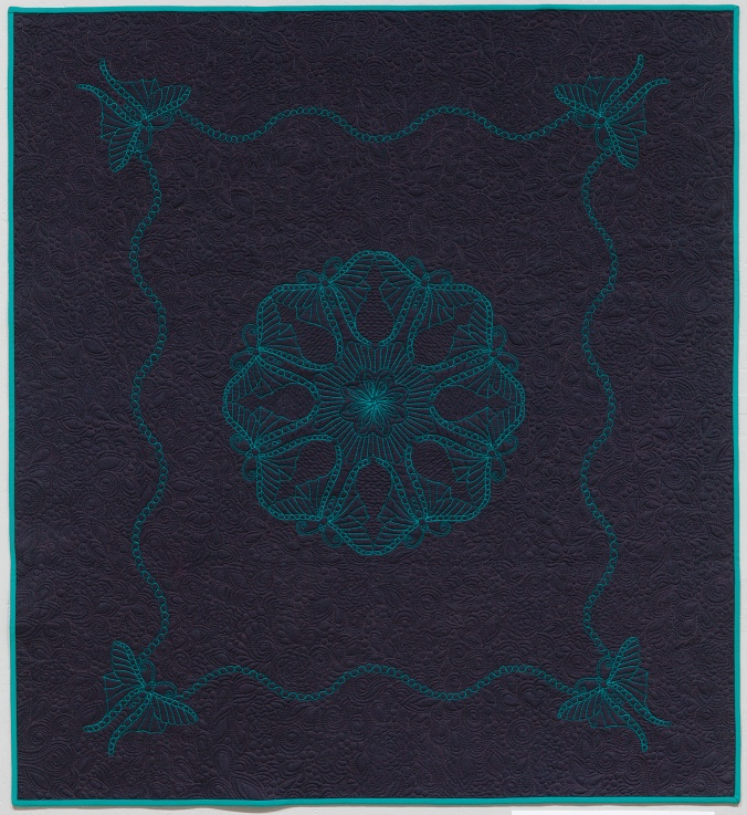 Image result for Chris watson swirling butterflies quilt