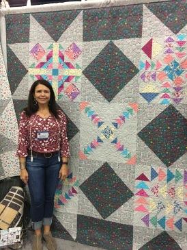 Sarah Maxwell for Marcus Fabrics