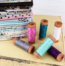 80wt Thread by Fat Quarter Shop