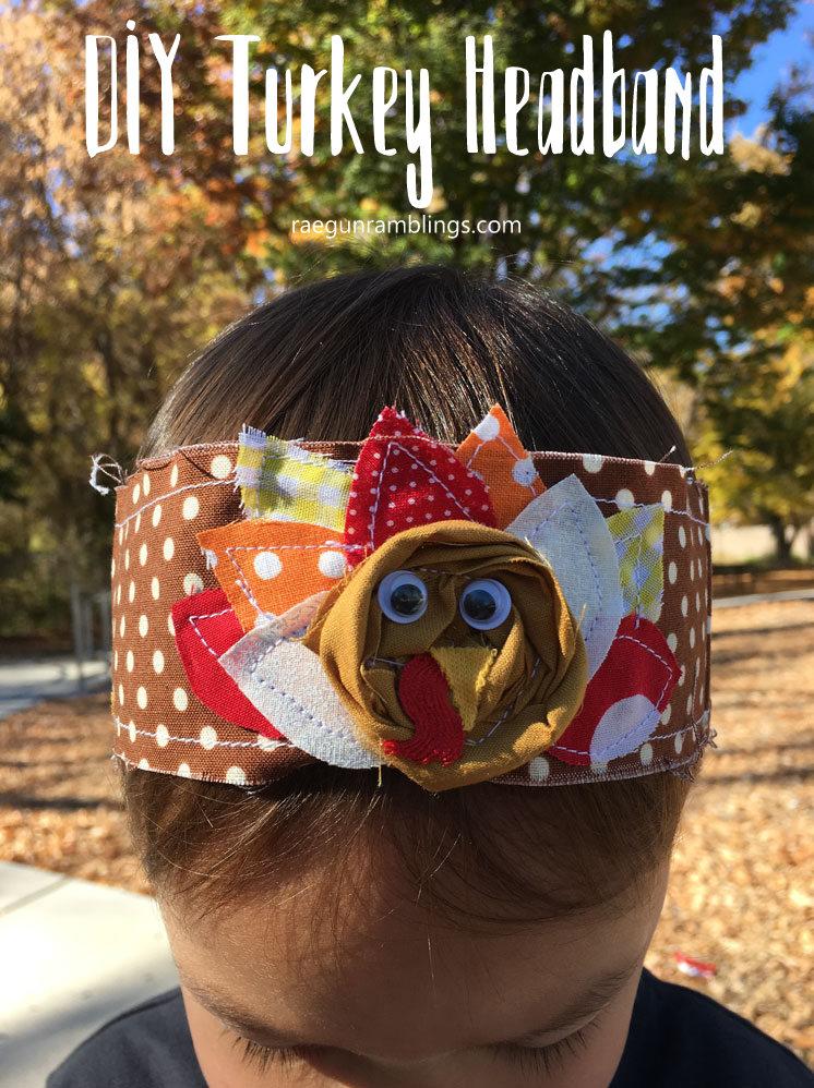 turkeyheadband